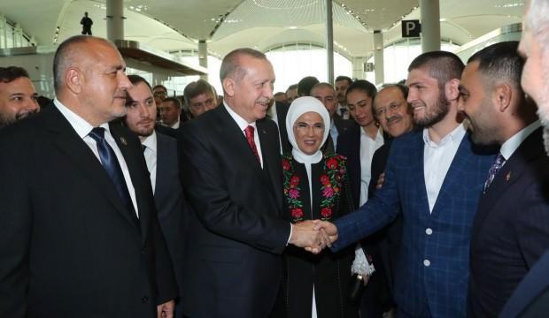 Khabib açıkladı! 'Erdoğan ile konuşacağım'