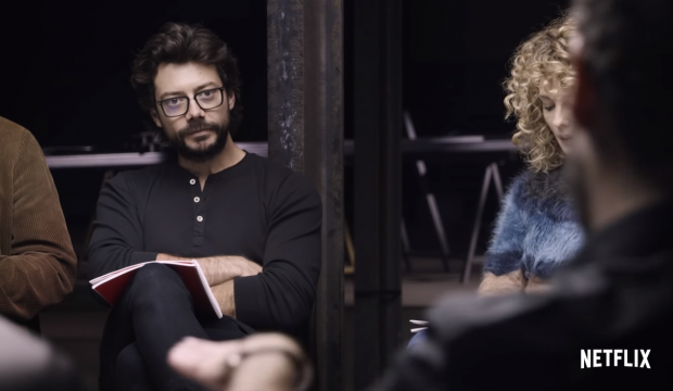 La Casa De Papel 3. sezon yayın tarihi! Netflix'ten ilk tanıtım...