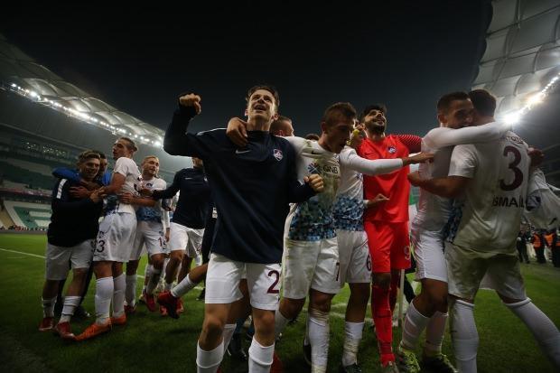 Bir Süper Lig ekibi daha kupaya veda etti…