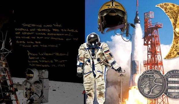 Armstrong'un eşyaları 7,4 milyon dolara satıldı