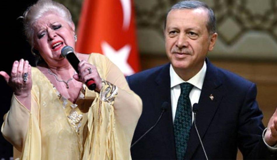 Neşe Karaböcek'den Erdoğan'a övgüler…