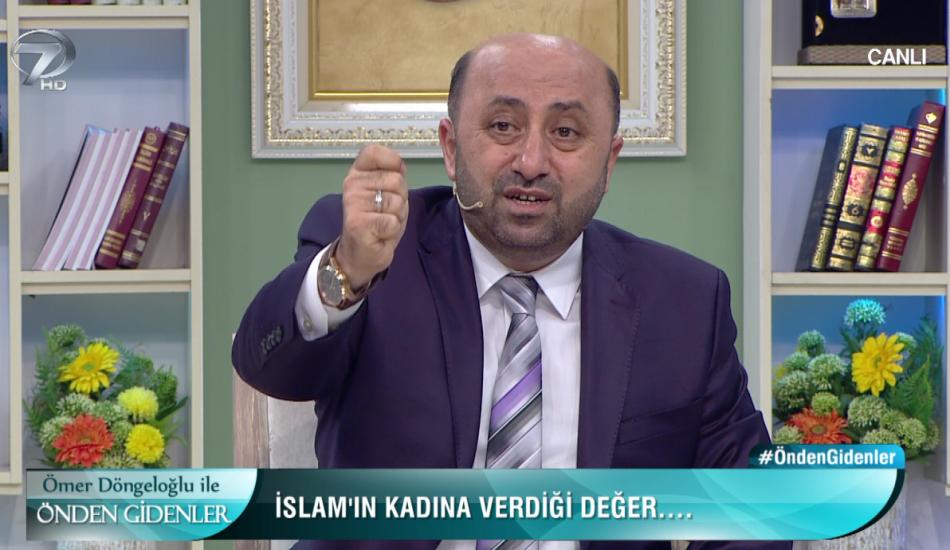 Ömer Döngeloğlu'ndan kadına şiddete sert tepki