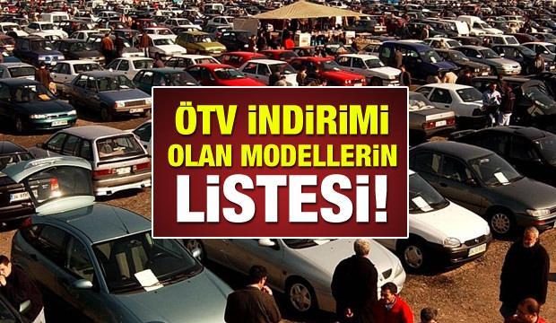 Otomobil Fiyatlarında ötv Indirimi Ne Kadar ötvli Araç Fiyatları