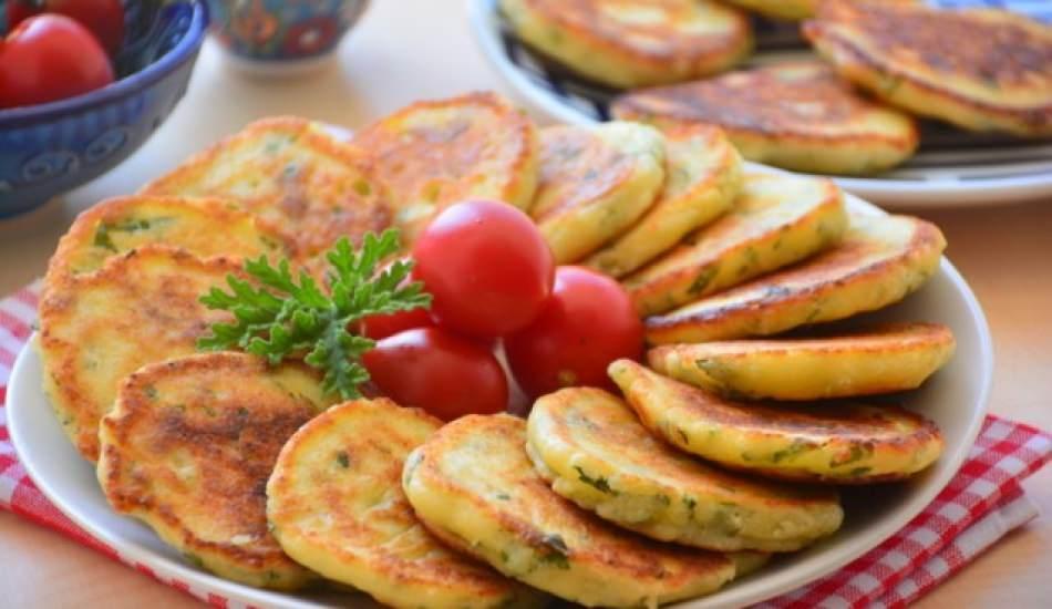 Patatesli kaşık dökme tarifi