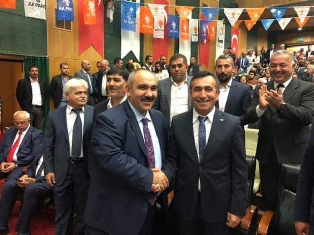CHP'li Belediye Başkanı AK Parti'ye katıldı…