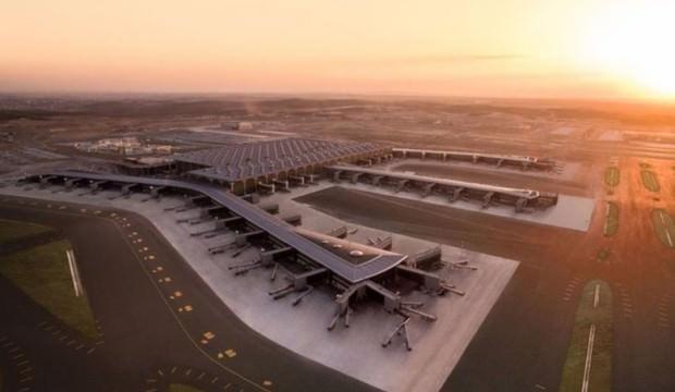 İstanbul Havalimanı'na otobüslerle ulaşım başlıyor