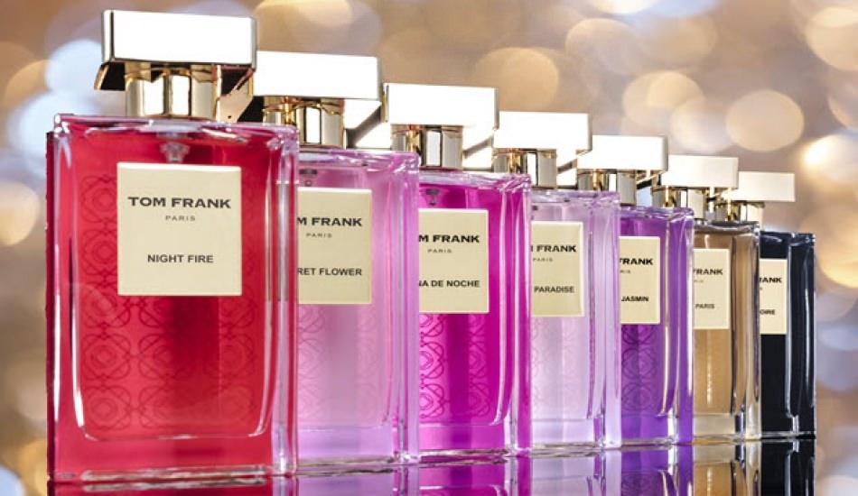 Tom Frank Paris Parfümleri ile Yepyeni Tarz