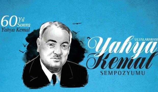 '60 Yıl Sonra Yahya Kemal' sempozyumu