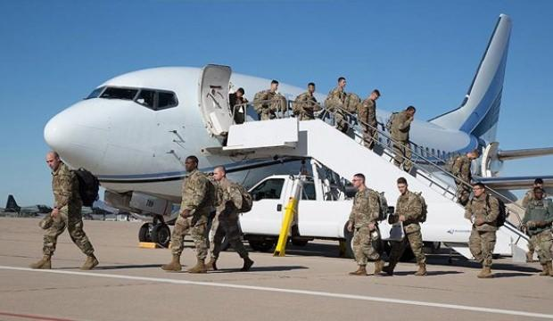 ABD dünyaya duyurdu! 5 bin 200 silahlı asker...