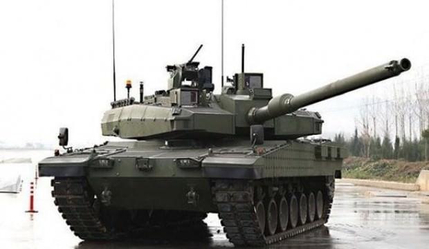 Altay tankı ile ilgili önemli gelişme