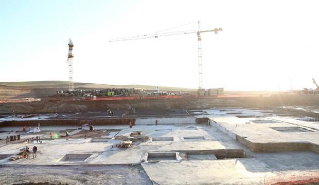 Ankara'nın fuar alanı 2019'da tamamlanacak