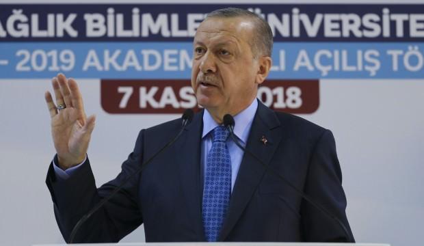 Başkan Erdoğan: Bakanımızla görüştüm açıyoruz!