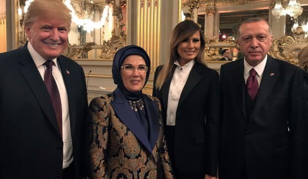 Beyaz Saray'dan kritik açıklama! Erdoğan-Trump...