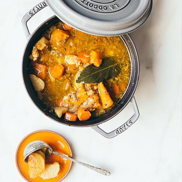 Balkabağı çorbası nasıl yapılır ?