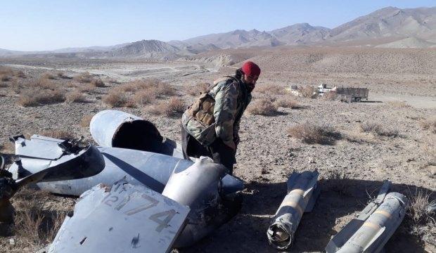 Taliban, ABD ordusuna ait MQ-9 Reaper düşürdü!