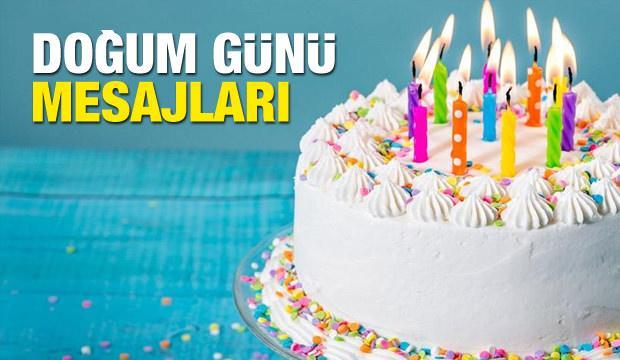 Doğum günü mesajları! Kısa ve uzun en özel samimi kutlama mesajları...