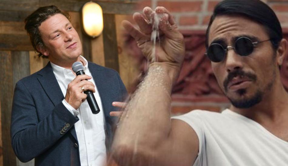 Ünlü şef Jamie Oliver'dan Nusr-et açıklaması