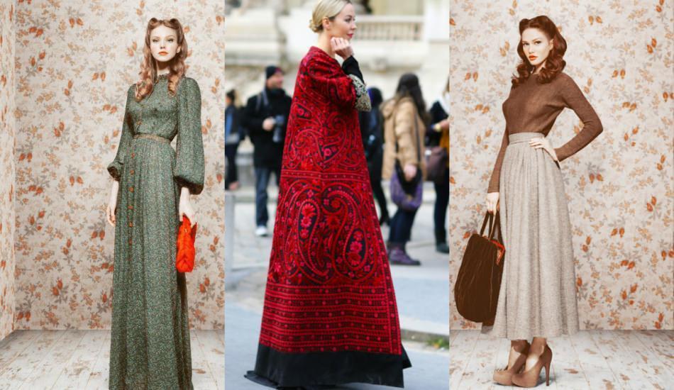Sezonun trendi Elegant giyim