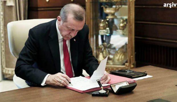 Erdoğan imzaladı!Yeni kurulan üniversitelere kadro