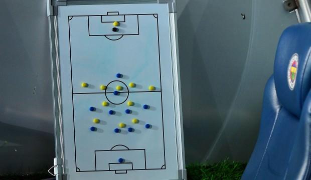 Fenerbahçe'nin taktiği ortaya çıktı