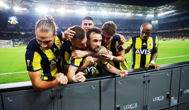 Fenerbahçe, Anderlecht'i ezdi geçti!