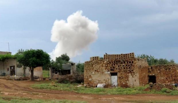 İdlib'e saldırdılar: En az 23 ölü, 15 yaralı