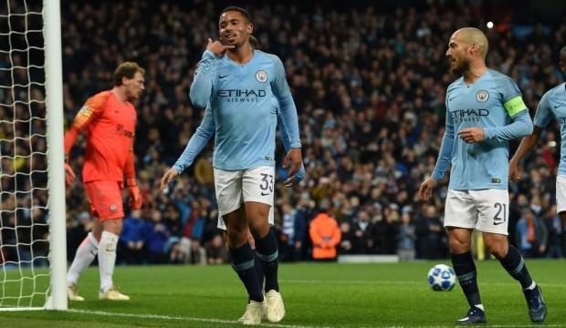 Manchester City'den gol şov! Yarım düzine...