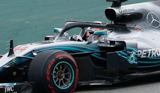 Mercedes şampiyonluğa ulaştı