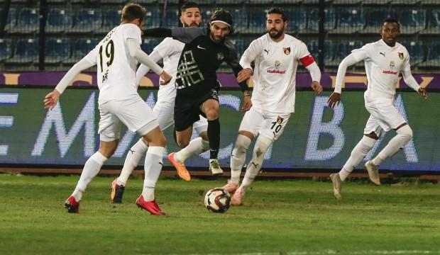 Osmanlıspor tek golle 3 puana uzandı
