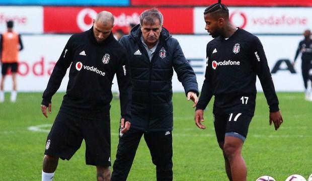 Sivasspor maçı öncesi Beşiktaş'ta 4 eksik!