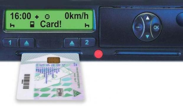 Takograf cihazları servis hizmetlerine düzenleme