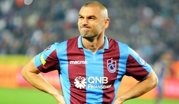 Trabzonspor'da sürpriz Burak Yılmaz kararı!