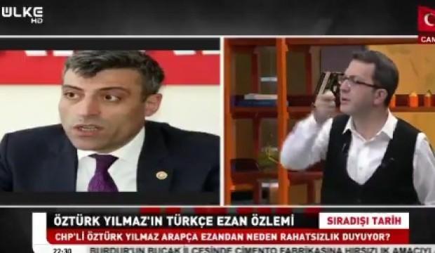Turgay Güler'den CHP'ye ters köşe 'ezan' çağrısı