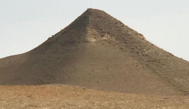 Türkiye'yi heyecanlandıran piramitler...
