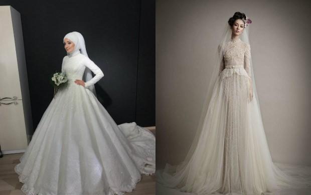4600d5184be16 İngiliz stili olan viktroyen modelleri masalsı bir düğün isteyen gelin  adaylarına en çok tavsiye edilir. Eskitme kumaşı ve dokusu ile göz dolduran  bu bu ...