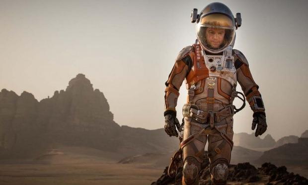 Marslı / Martian