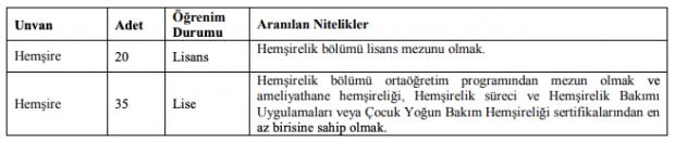 Atatürk Üniversitesi / Hemşire