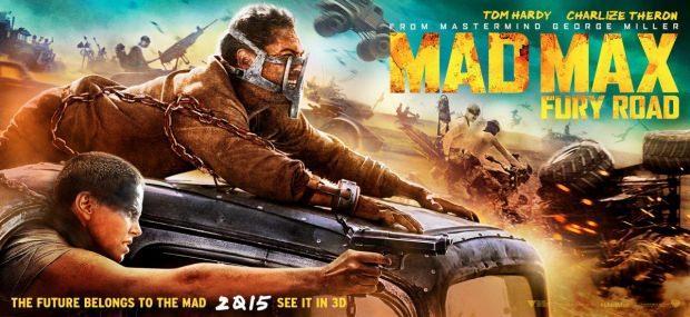 Çılgın Max: Öfkeli Yollar (Mad Max: Fury Road)