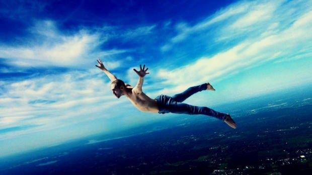 rüyada yüksekten düşmek, rüyada düşmek