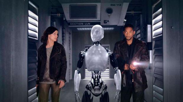 Ben, Robot (I, Robot)