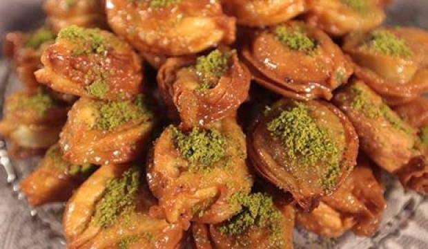Karakuş tatlısı nasıl yapılır? Masterchef Alican'ın yaptığı tatlı...