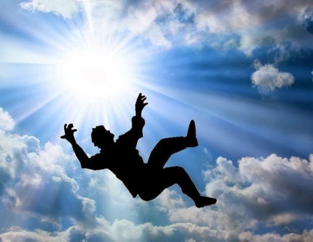 rüyada yüksekten düşmek ne anlama gelir