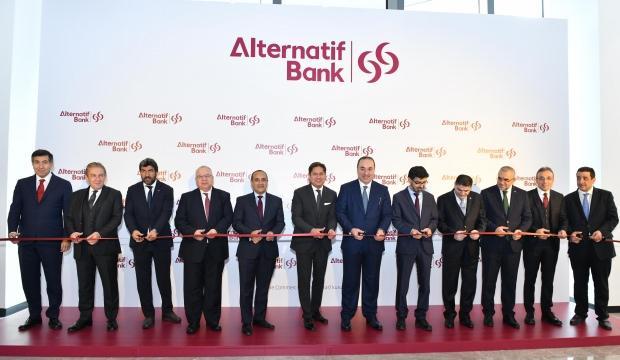 Alternatif Bank'ın Vadistanbul'daki yeni genel müdürlük binası açıldı