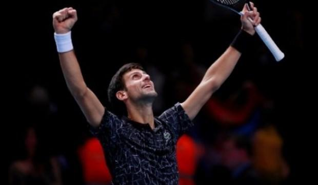 ATP Finalleri'nde Dzokovic finalde!