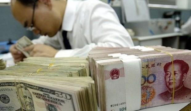 Çin, ABD tahvillerini 14 milyar dolar azalttı