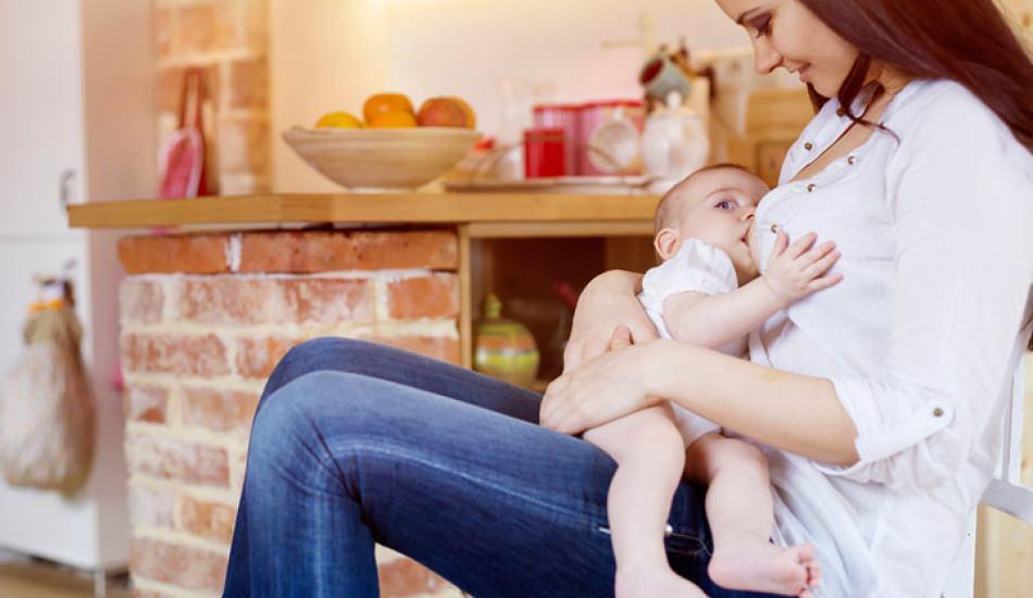 Emziren anneler için sağlıklı diyet listesi