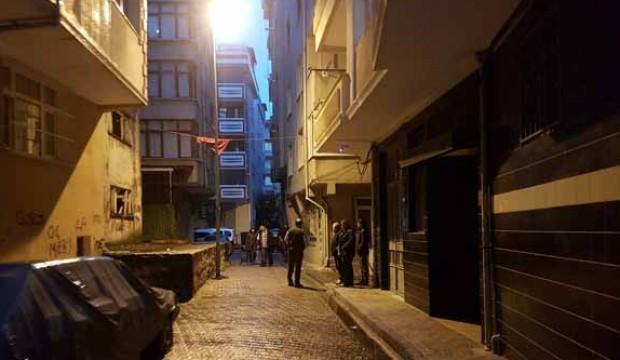İstanbul'da 6 katlı bina boşaltıldı