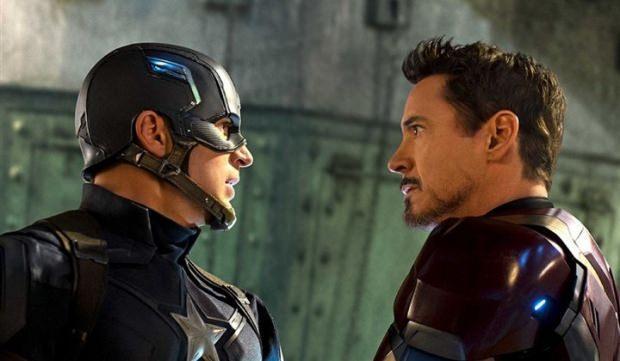 Kaptan Amerika / Kahramanlar Savaşı (Captain America: Civil War)