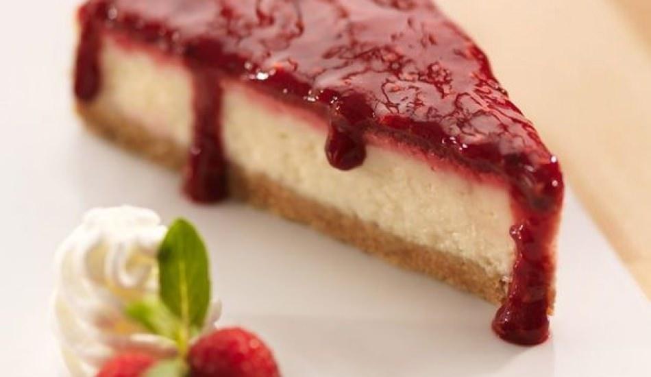 Bardakta cennet hurmalı cheesecake tarifi