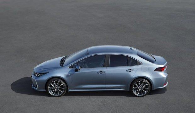 Toyota yeni Corolla sedan ile dizele veda etti!